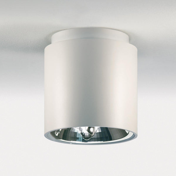 nemo cilindro ceiling spot lamp - designer marco pollice | shop online ikonitaly