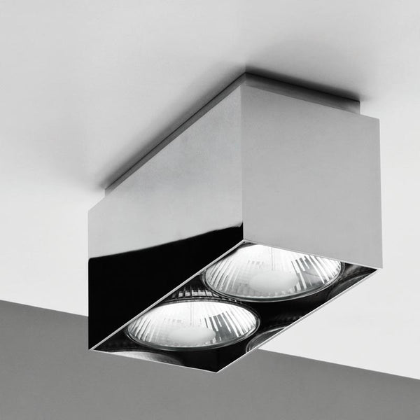nemo duo ceiling led gold - designer nemo studio design | shop online ikonitaly