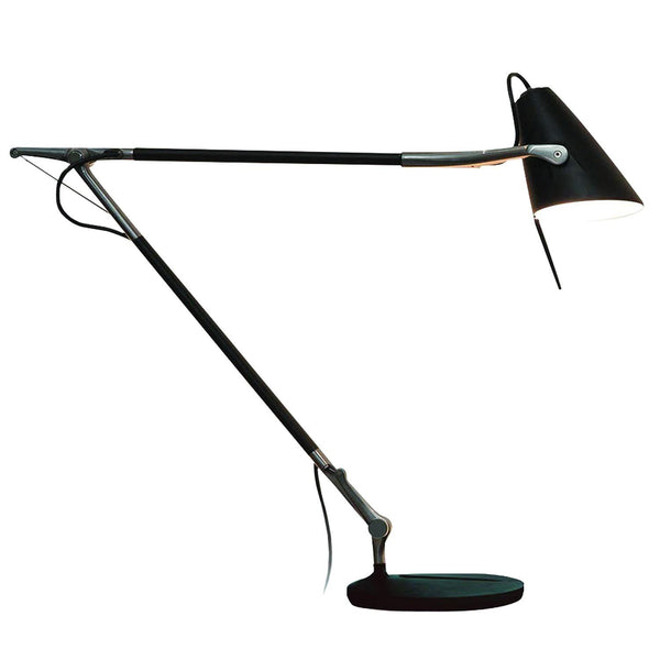 nemo leo table lamp black - designer jesh and laub | shop online ikonitaly