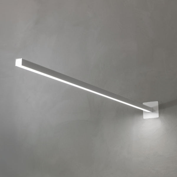 nemo linescapes wall cantilevered led white - designer nemo design studio | shop online ikonitaly
