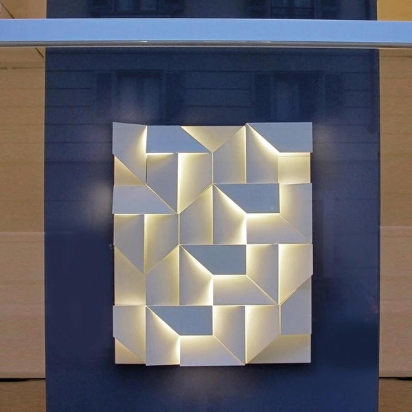 nemo wall shadows grand led wall lamp with diffused light - designer charles kalpakian | shop online ikonitaly