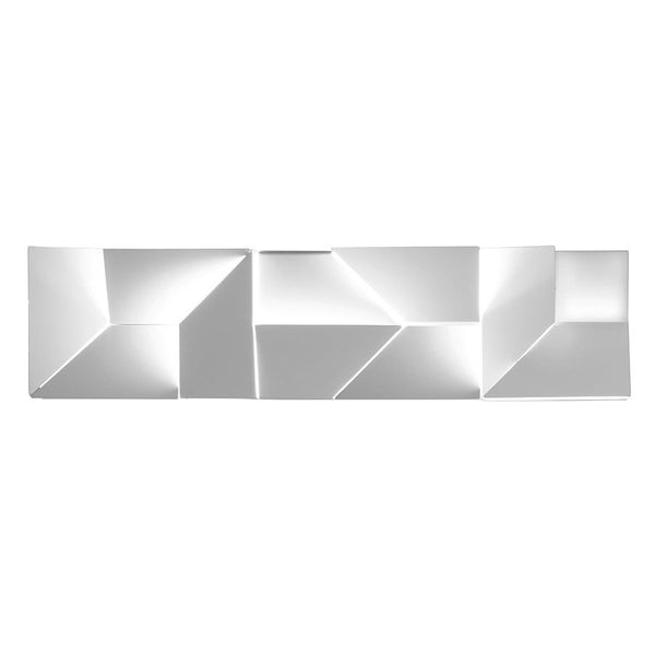 nemo wall shadows long led horizontal white - designer charles kalpakian | shop online ikonitaly