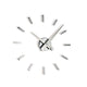 nomon puntos suspensivos linear wall clock