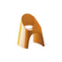 slide amélie chair for outdoors - orange | shop online ikonitaly