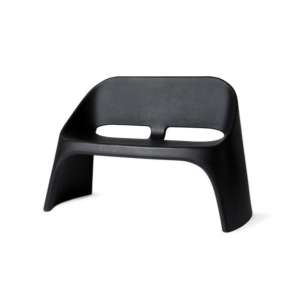 slide amélie duetto sofa for outdoors - black | shop online ikonitaly