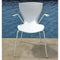 slide gloria chair for outdoors - white by the pool | shop online ikonitaly