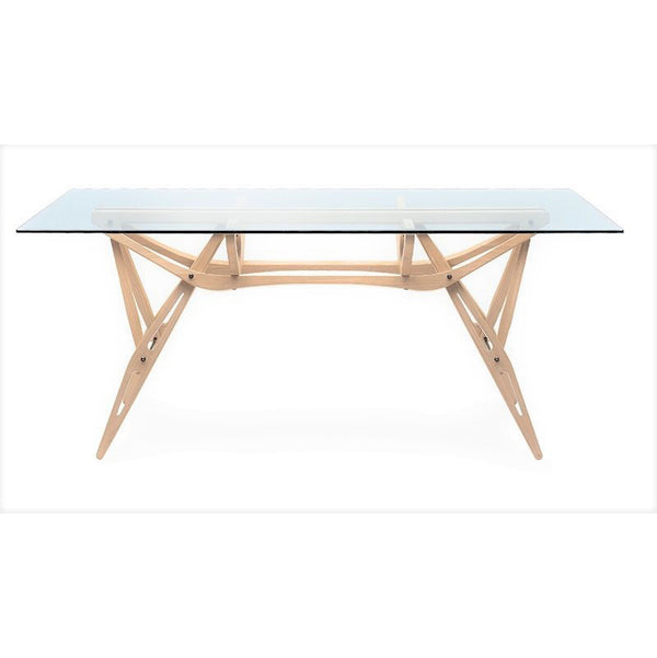 zanotta reale iconic table by carlo mollino