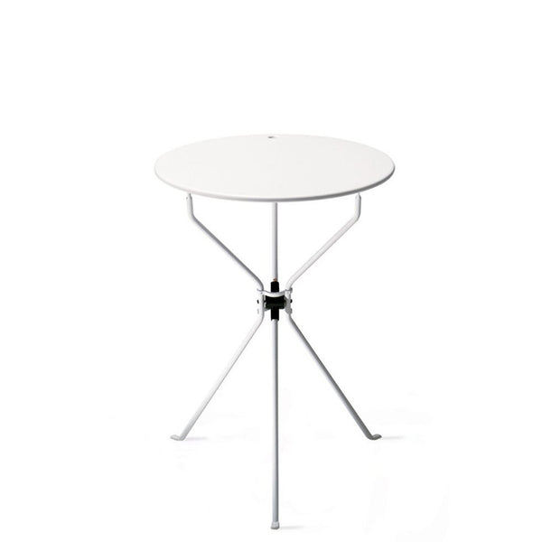 zanotta cumano white folding table | shop online ikonitaly