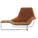 zanotta lama 921 high end leather lounge chair