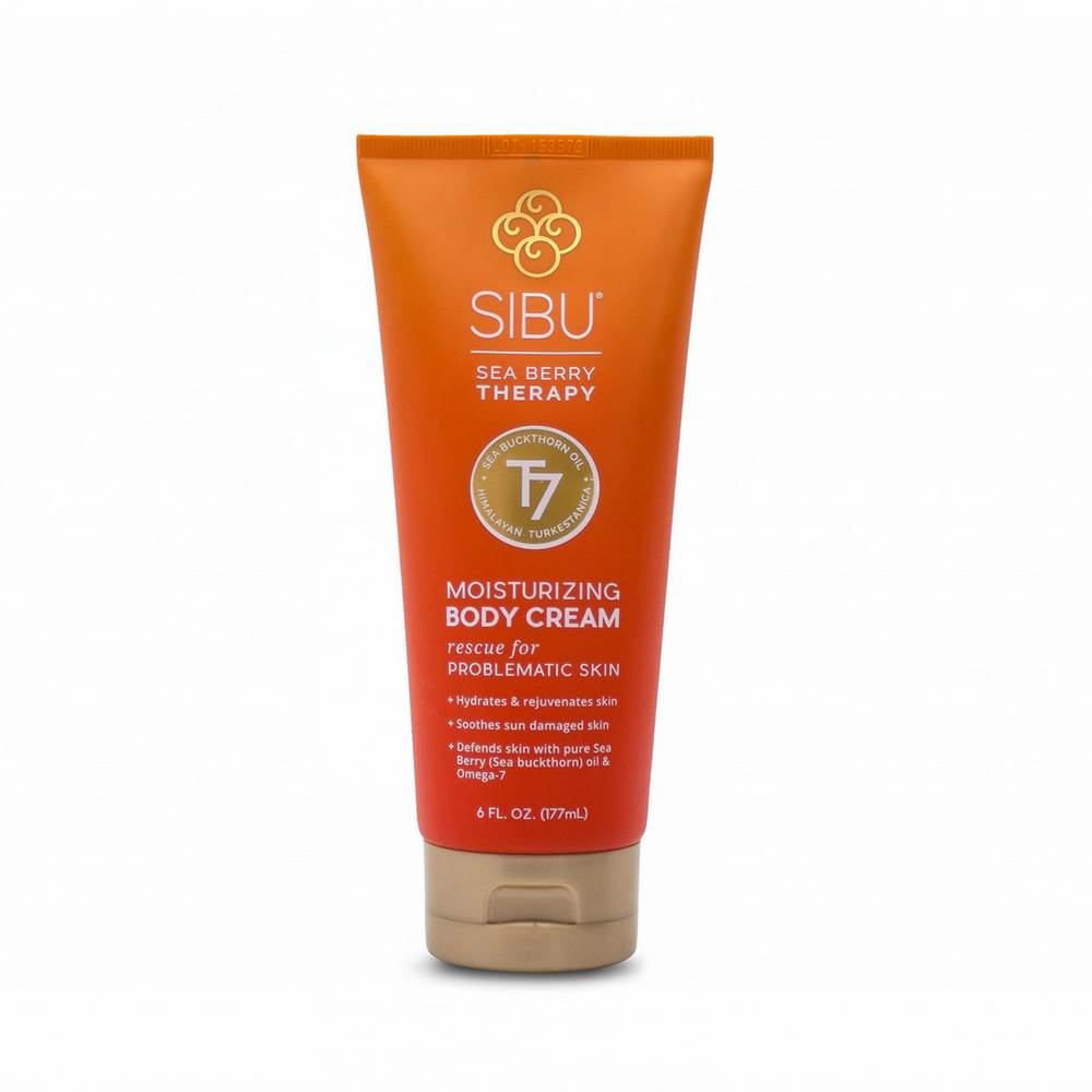 SIBU Moisturizing Body Cream