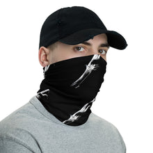 Great White Face cover/ Neck Gaiter Photo by @JuanSharks Juan Sharks Inspired  Design