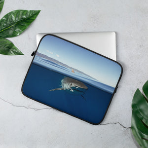 Tiger shark Laptop Sleeve