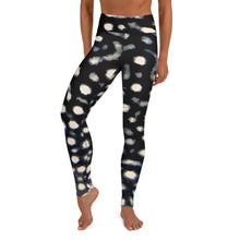 Whale Shark Yoga Leggings