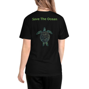 Save The Ocean Save The Sea Turtles International Sustainable T-Shirt