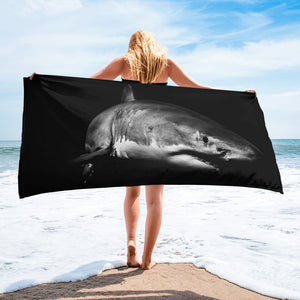 Great White Turn Towel