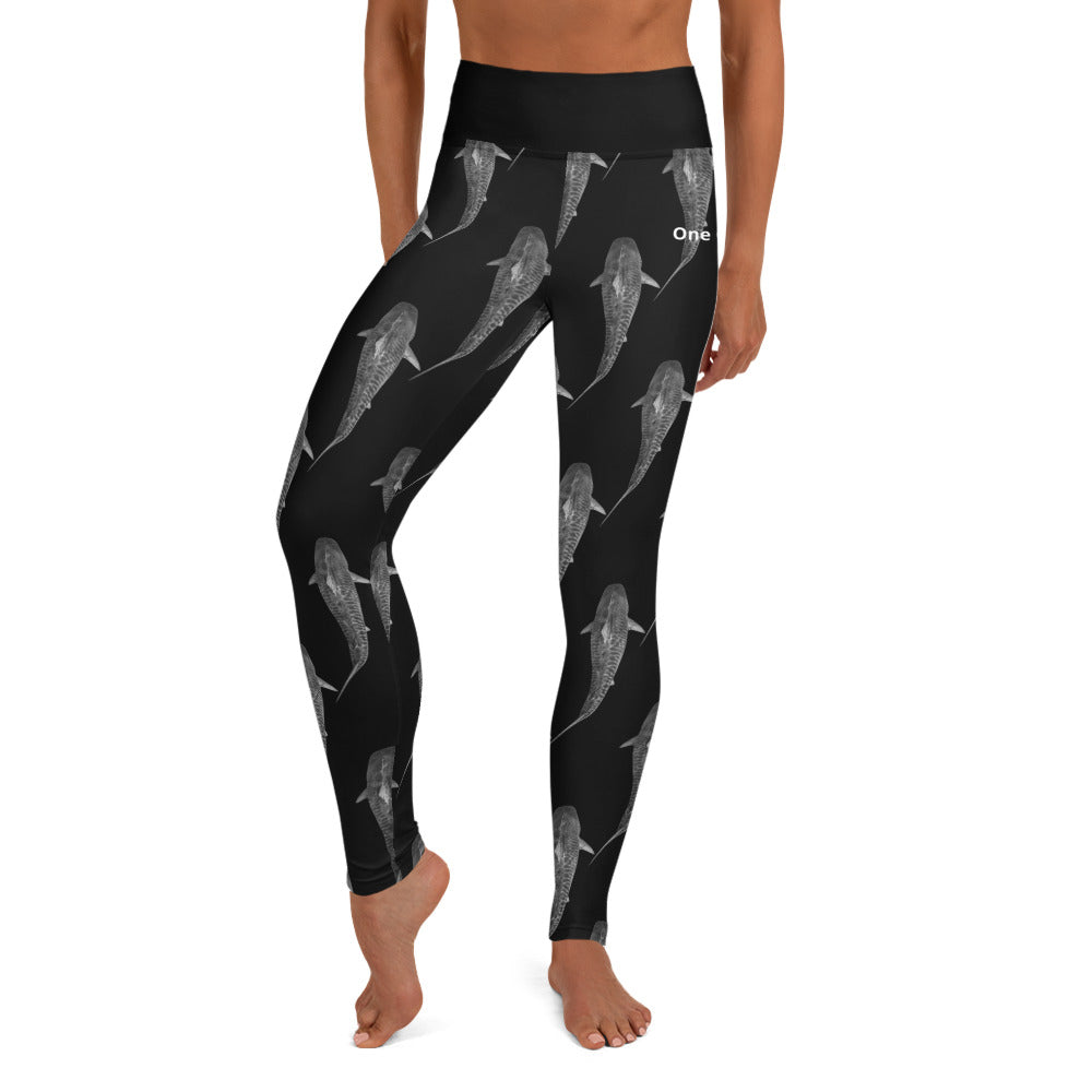 OneOceanDiving Diving, Swim, surf, and Yoga Leggings