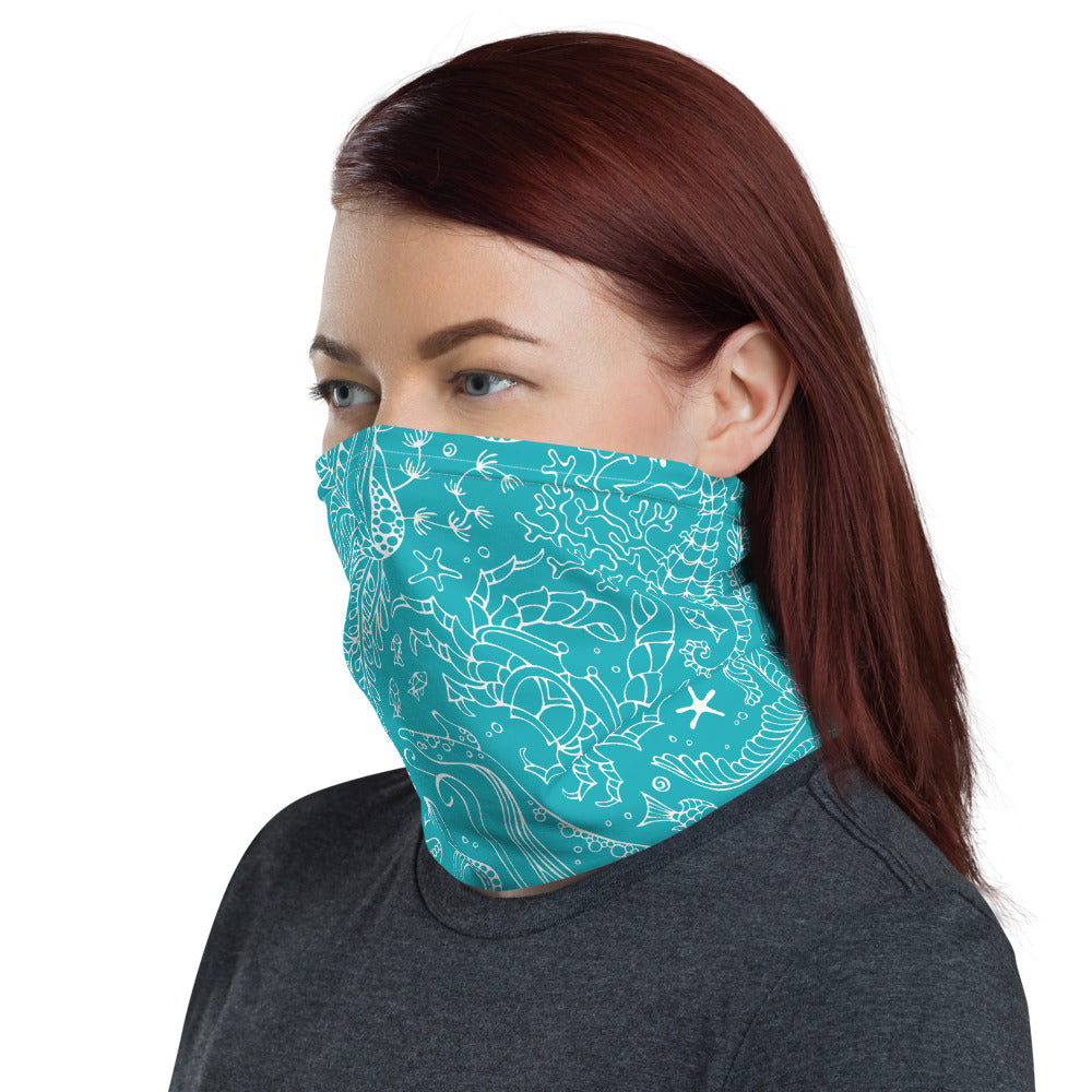 Sea Spray Face Cover / Neck Gaiter