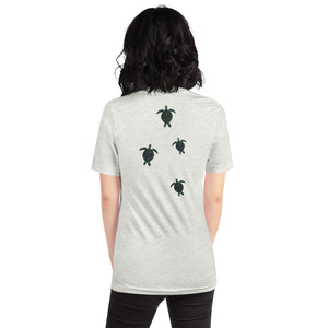 Baby Sea Turtles Swimming Up! Unisex T