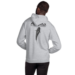 Save Sharks Tiger Shark Aloha One Ocean Unisex Hoodie