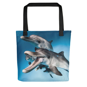 Protect what you love Tote bag