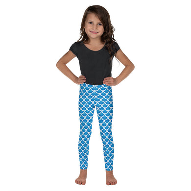 Mermaids Save the Ocean Kid's Leggings