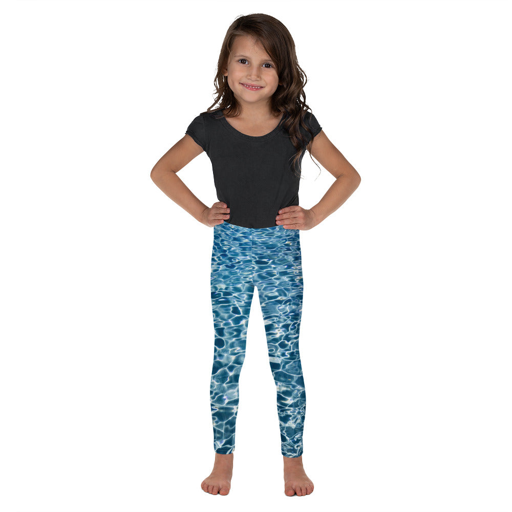 #SaveTheOcean Ocean Water Kid's Leggings