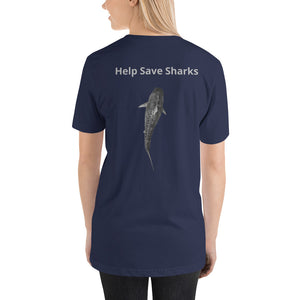 The Lady Shark Claire T-Shirt