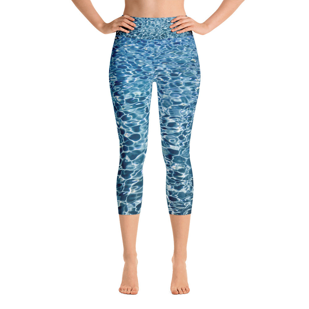 Save The Ocean Water Capri