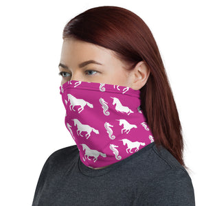 Iliahi Sea Horse Design Neck Gaiter