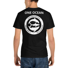 recycled Material Eco Hawaii Shark Over Under Sustainable T-Shirt