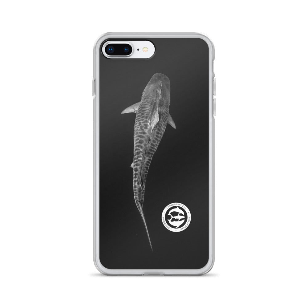 All Sizes Tiger Shark Research and Conservation iPhone Case