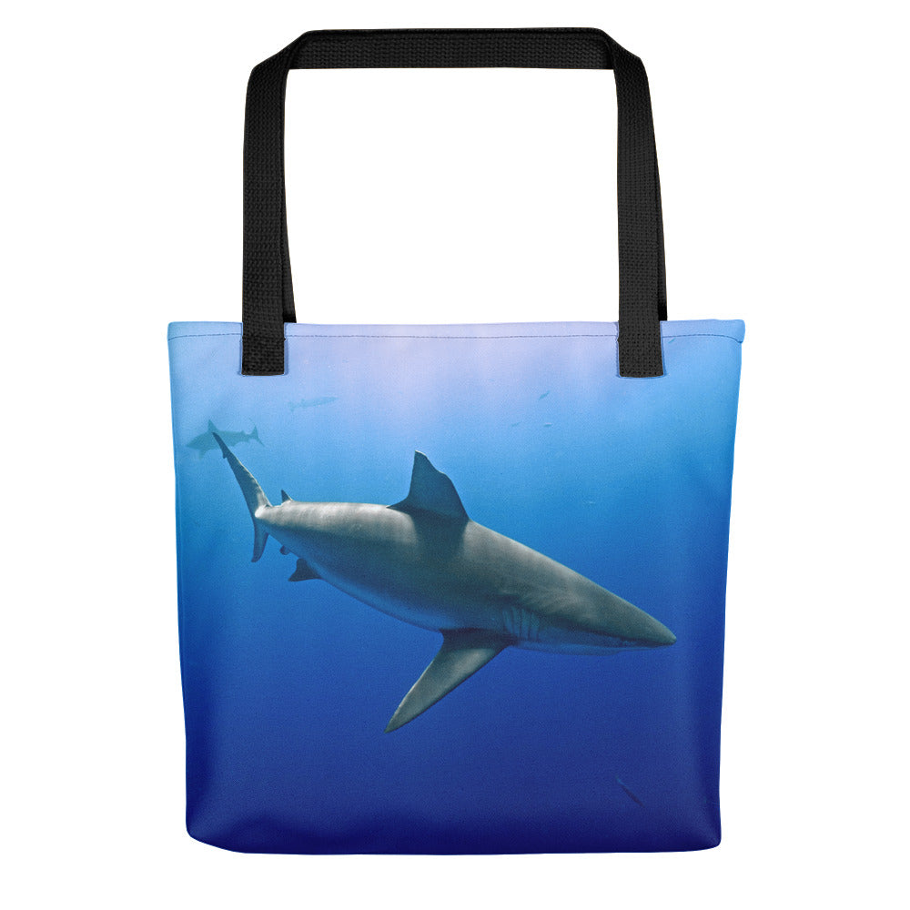 Shark Reusable Tote bag