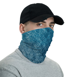 Ocean Photo Face Cover/ Neck Gaiter