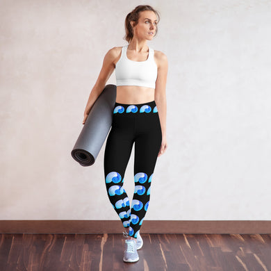 Nautilus Unique Yoga Leggings