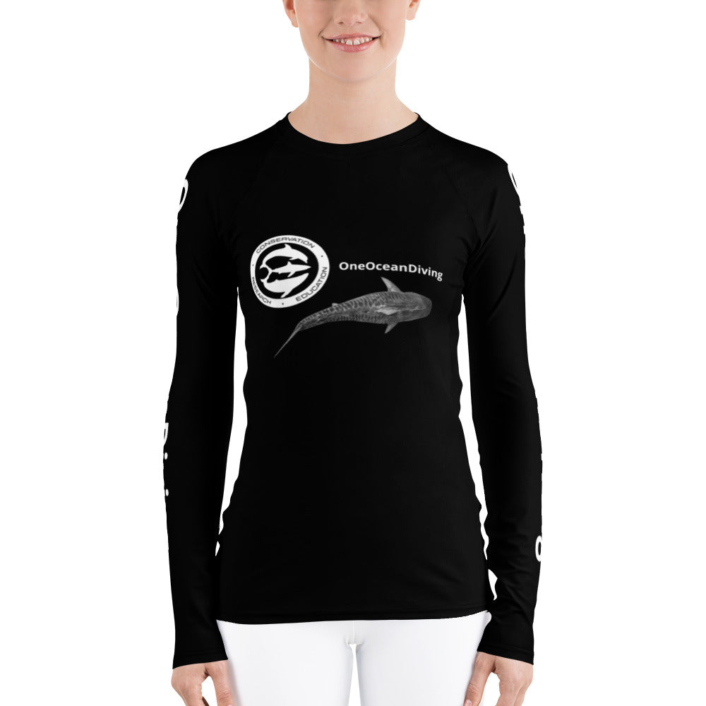OneOceanDiving Women's Rash Guard