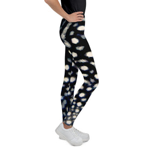 Youth Save The Whale Sharks Leggings
