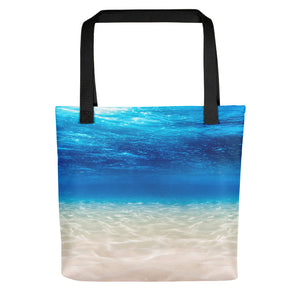 #SaveTheOcean Matching Tote bag