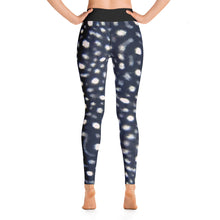 Save The Whale Sharks Yoga Leggings