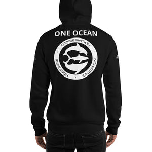 One Ocean Great White Unisex Hoodie