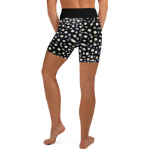 Whale Shark Yoga Shorts