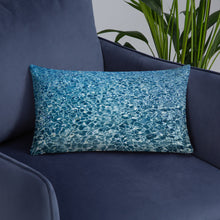 #SaveTheOcean Water Inspired Beautiful Ocean Pillow