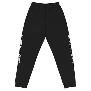 Lady Shark Sweatpants aka Joggers aka staying cozy this winter