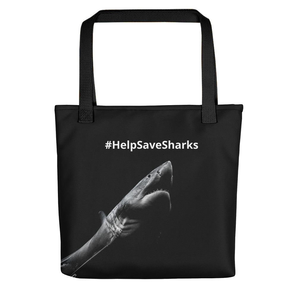 Great White Night Tote bag
