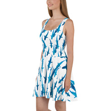Lady Shark Dress, Go With the Flow