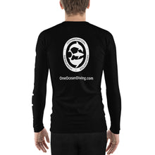 One Ocean Diving Men's Rash Guard