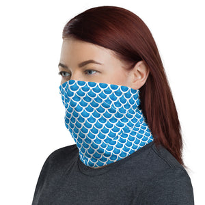 Mermaid Face Cover/ Neck Gaiter