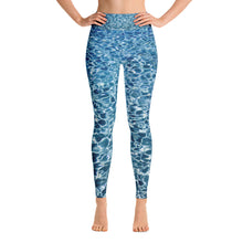 Save The Ocean Water Yoga Full Length Leggings