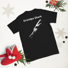 Grandpa Shark Short-Sleeve Unisex T-Shirt