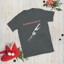 Grandma Shark Short-Sleeve Unisex T-Shirt