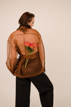 Load image into Gallery viewer, Carine Organza Safari Jacket